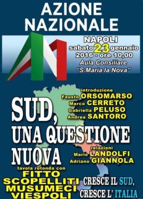 Manifesto Azione Nazionale