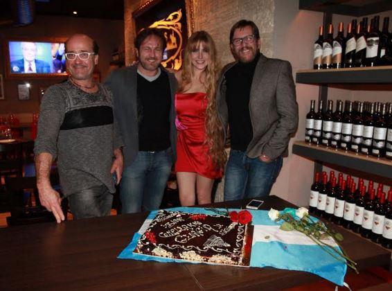 torta con Alivernini Genuardi Serra