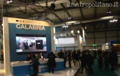 Spazio Calabria  BIT 2016 Milano