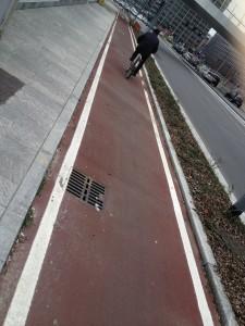 Pista ciclabile Milano