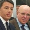 Renzi e Oliverio