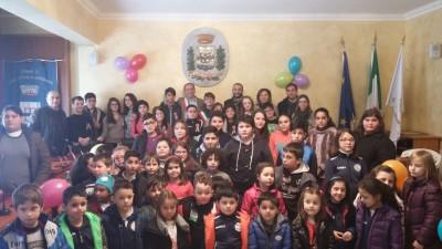consiglio comunale dei ragazzi a Santo Stefano