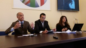 An Conferenza stampa Waterfront
