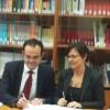 Regione Musmanno  firma Accordo Quadro con la presidente di Itaca