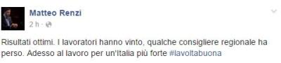 Renzi trivelle