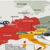 cartina Europa Brennero