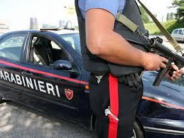 Carabinieri posto di Controllo
