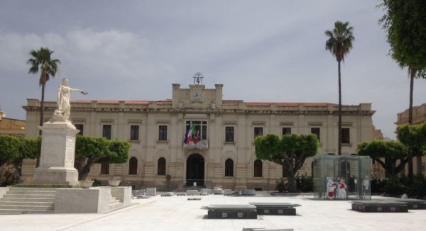 Palazzo San Giorgio Comune di Reggio Calabria