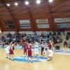 Vis- Agropoli palla a due del match