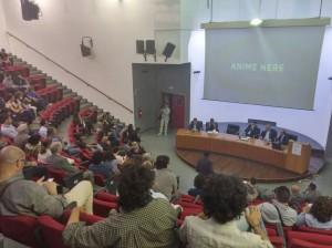conferenza stampa Anime Nere