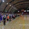 finale Play off calcio a 5 Esultanza Zanchetta Ingresso in campo