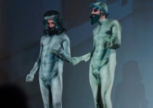 Aldo Zumbo e Aldo Di Giuseppe - I Bronzi
