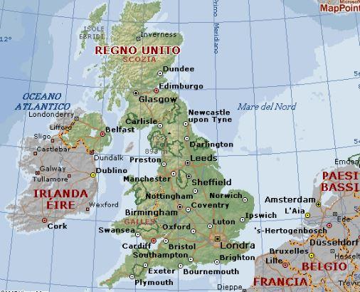 Cartina Geografica Fisica Della Gran Bretagna.Gran Bretagna Torna Dai Parenti La Bambina Cristiana Affidata A Una Famiglia Musulmana Ilmetropolitano It