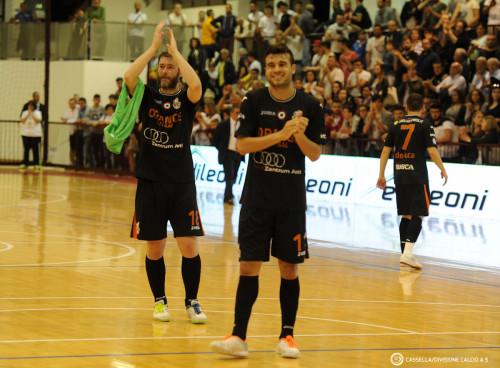 L'Asti vince gara-3 della finale scudetto