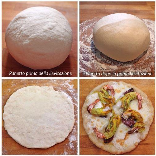 Pizza di Terra e di Mare1