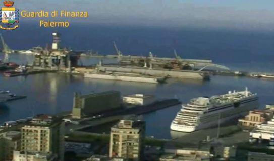 Porto di Palermo GDF