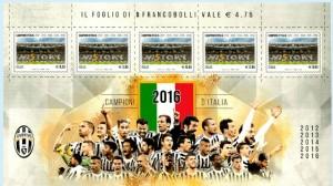 foglietto Juventus