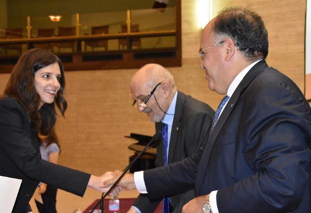 premiazione studenti La Sapienza