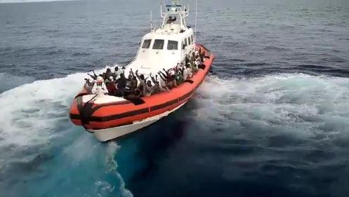 salvataggio migranti