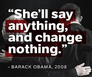 trump obama clinton