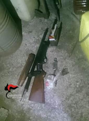 fucile - Carabinieri
