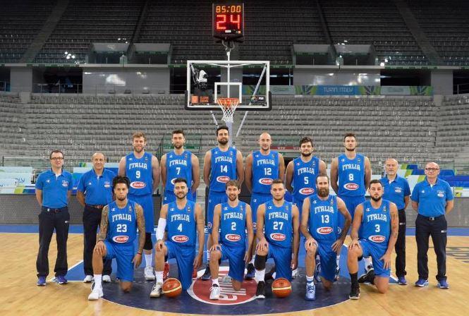 Basket: Preolimpico, oggi Italia-Tunisia