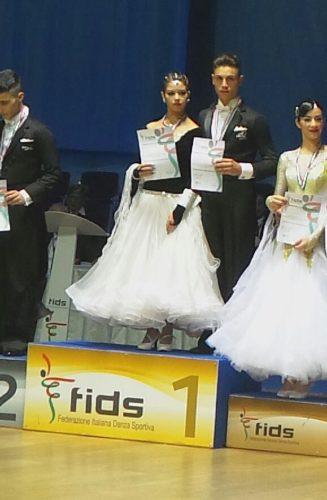 FIDS ALessia Famà e Lukas Spampinato