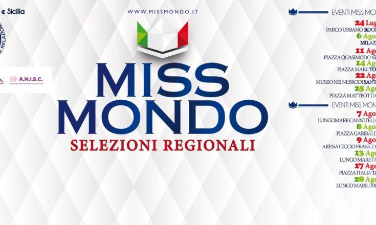 Manifesto serate Calabria e Sicilia