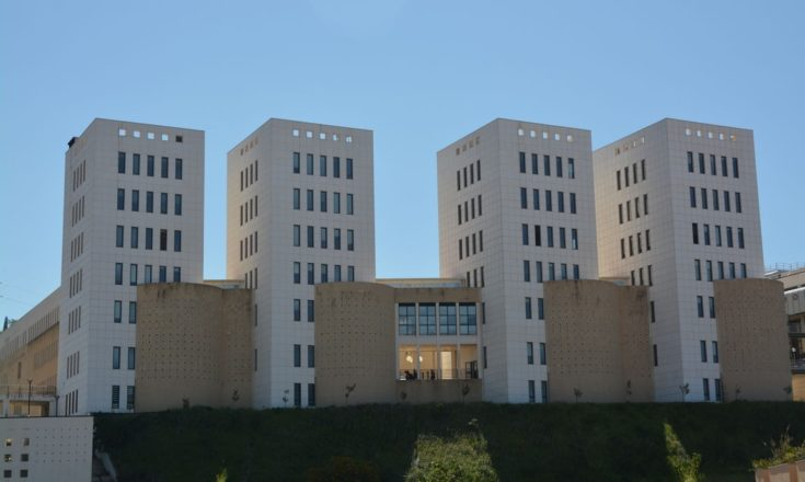 Torri Università Architettura di RC