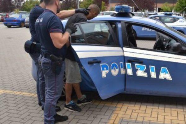 Pellaro (RC),  2 georgiani in arresto per tentata rapina aggravata, resistenza e lesioni a P.U.