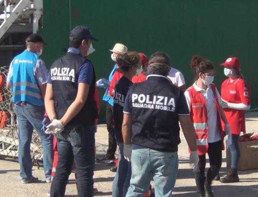 sbarco migranti Ragusa