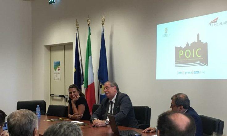 Lavoro Regione Calabria conferenza stampa