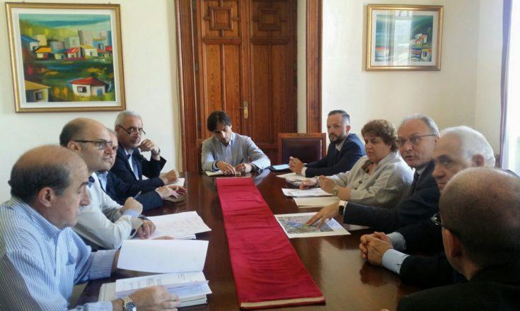 Reggio Calabria riunione nuovo ospedale