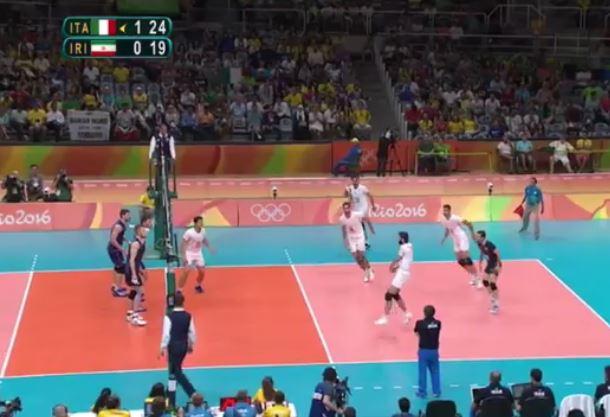 Volley Italia Rio 2016