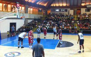 Olimpia Milano Fortitudo Bologna, Bormio 1° settembre 2016 Valtellina Basket Circuit
