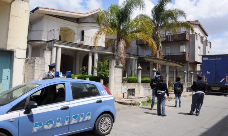 Villa Bellocco, confiscata dalla Polizia di Reggio Calabria