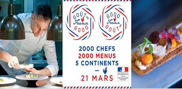 Gusto di francia go t de france manifestazione for Francia cultura gastronomica