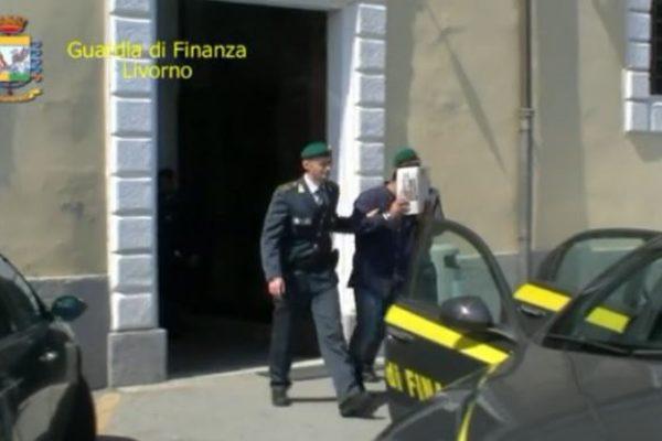 Livorno, operazione Ghost Truck. Arrestato imprenditore per frode fiscale