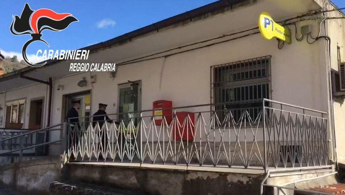 Ufficio Postale San Giovanni Bianco : San luca rc grazie al dna arrestato autore rapina in ufficio