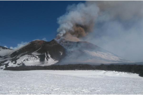 Etna: aggiornamento attività vulcanica del 28 febbraio 2017