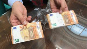 5a310ce5ff E' stata presentata ufficialmente oggi anche nella sede della Banca  D'Italia di Reggio Calabria la nuova banconota da Cinquanta euro.