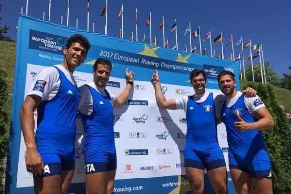Otto medaglie per l'Italia all'Europeo Assoluto