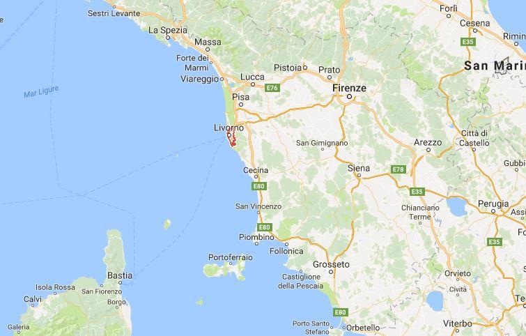 Morti, dispersi e gravi danni nell'alluvione a Livorno