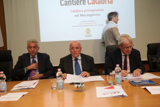 Giampà: 'Dopo Cantiere Calabria il Pd sia all'altezza della sfida&#39