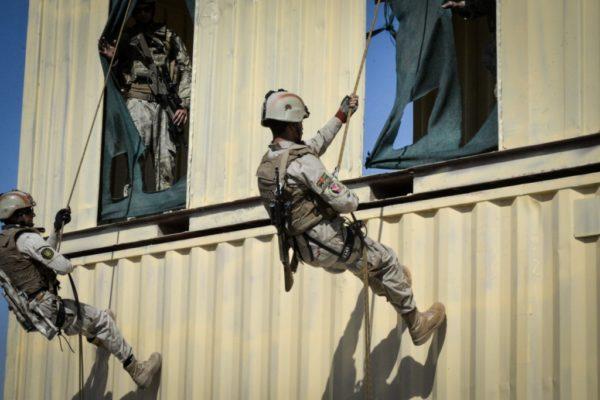 Afghanistan: il Comandante di RS inaugura il nuovo centro addestrativo del TAAC W