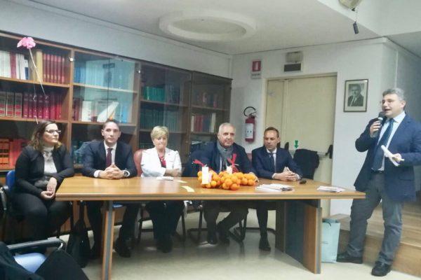 Giornata Mondiale della Prematurità, Mauro: «Neonatologia a Reggio eccellenza nazionale, destineremo 2 immobili confiscati alle famiglie dei bambini ospedalizzati»