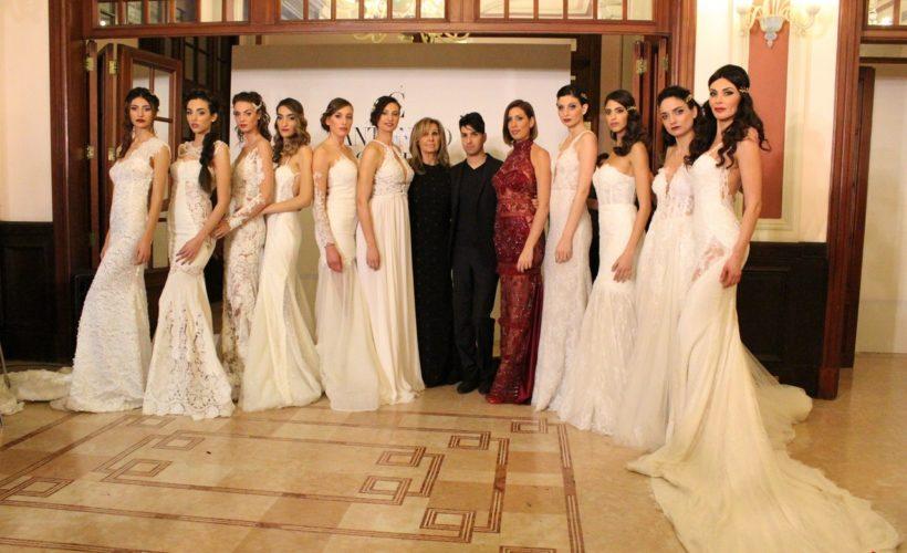 half off ae856 8b912 Reggio Calabria, presentata l'Haute Couture di Antonino ...