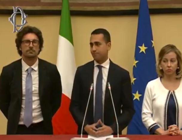 M5S: irrinunciabile Di Maio premier