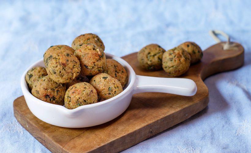 Polpettine Di Zucchine E Tonno Al Forno Ilmetropolitanoit