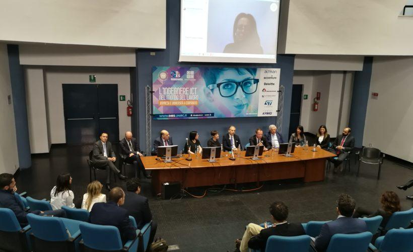 Reggio Calabria, ICT-day: lincontro tra imprese e studenti in ...